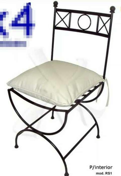 Vendo <strong>silla</strong>s de Hierro