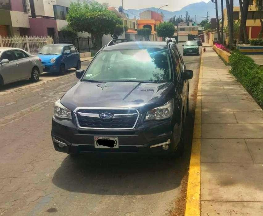 Subaru Forester 2016 - 72000 km