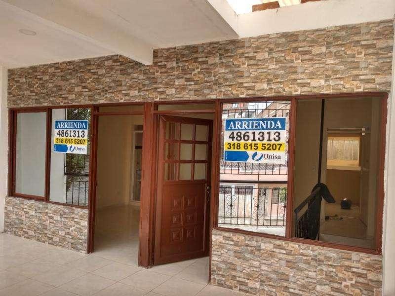 Casa En Arriendo En Cali El Trébol Cod. ABUNI9050
