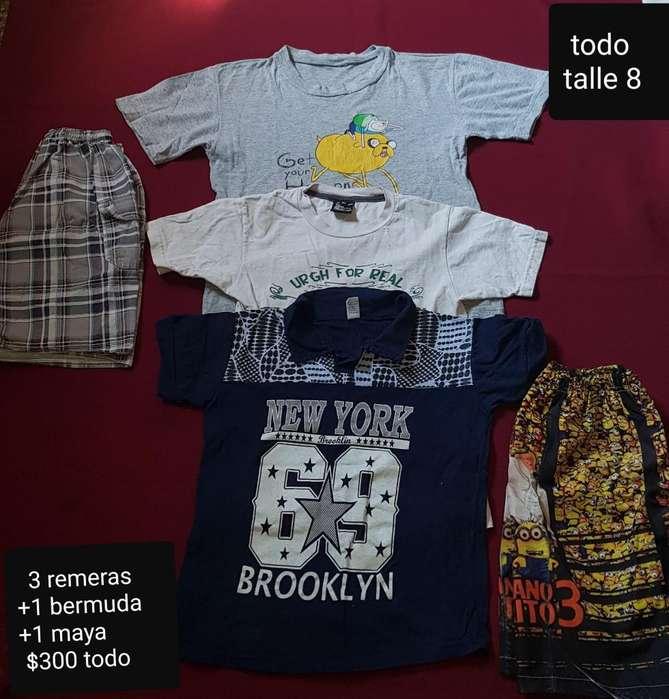 <strong>ropa</strong> para Niño en Excelente Estado
