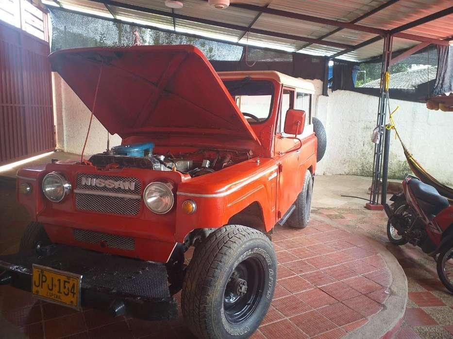Nissan Patrol  1972 - 123555 km