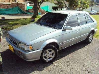 Mazda 323 2001 - 92000 km