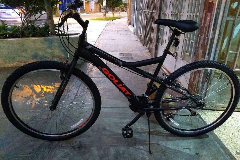 Vendo Bicicleta Goliat Original