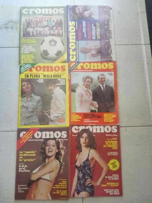 vendo o Cambio cerca de 50 revistas Life en Español y Cromos años 50s y 60s