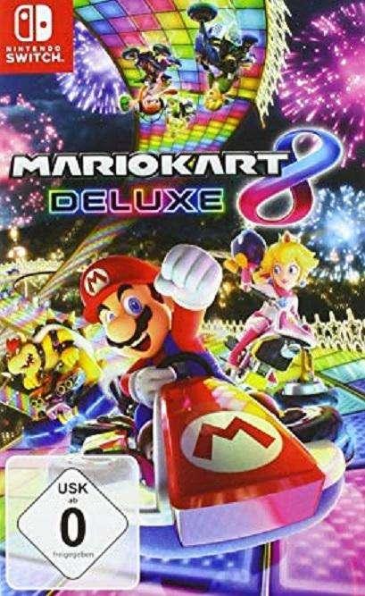 Mario Kart 8 Dgital Nintendo Switch