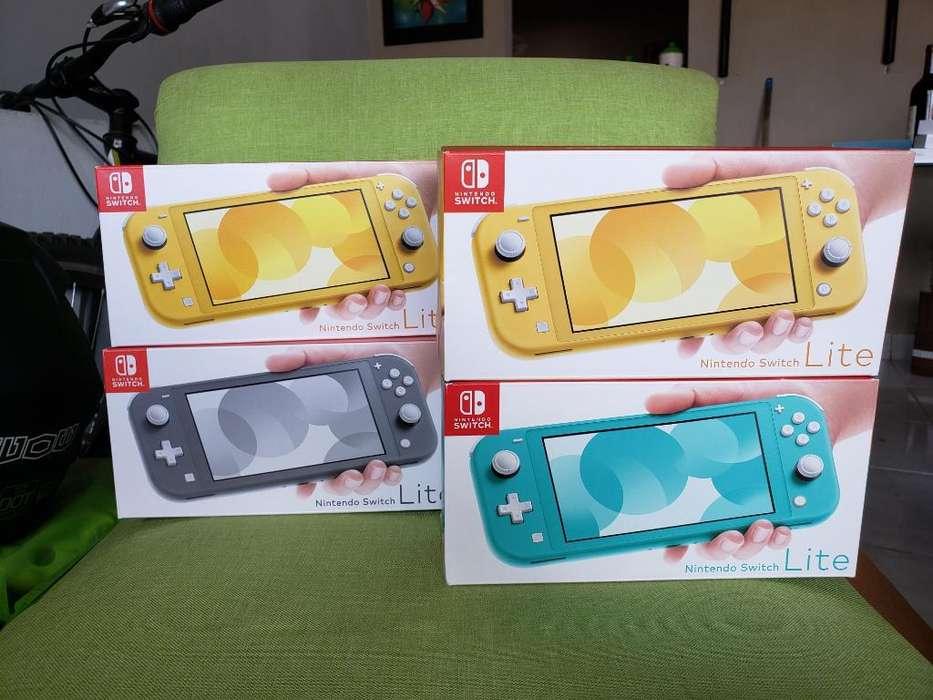 Nintendo Switch Lite Nuevas