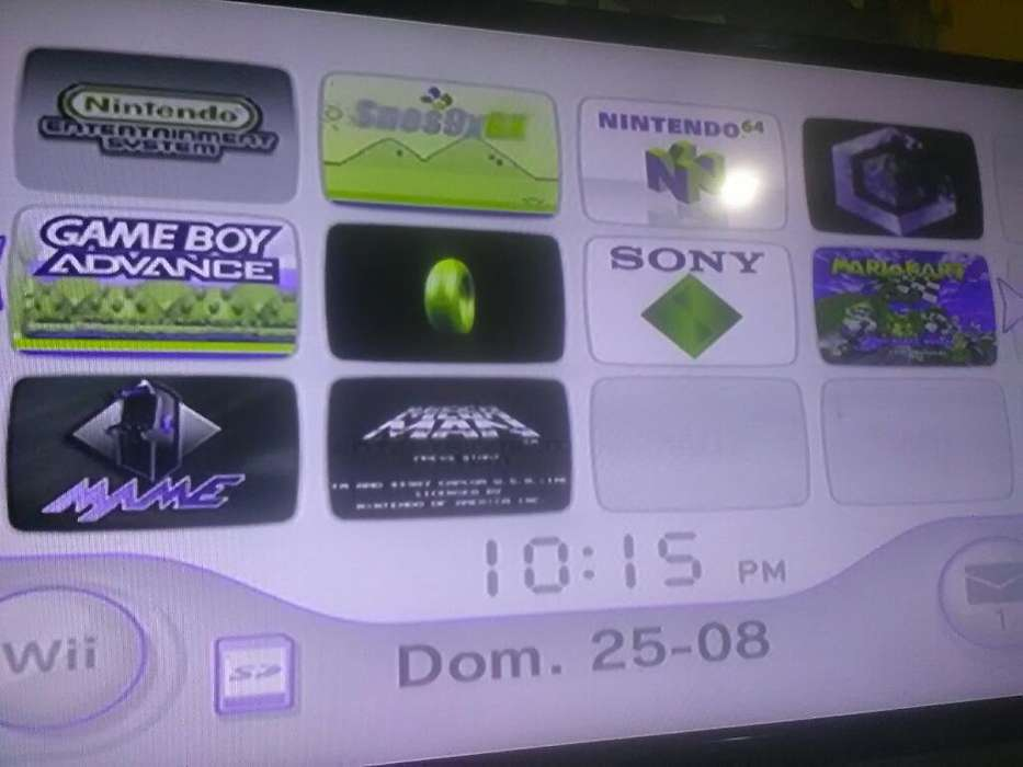 Nintendo Wii con Mas de 3000 Juegos