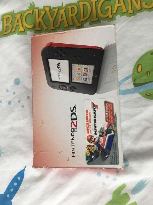 Nintendo 2Ds Edicion Mario Bros
