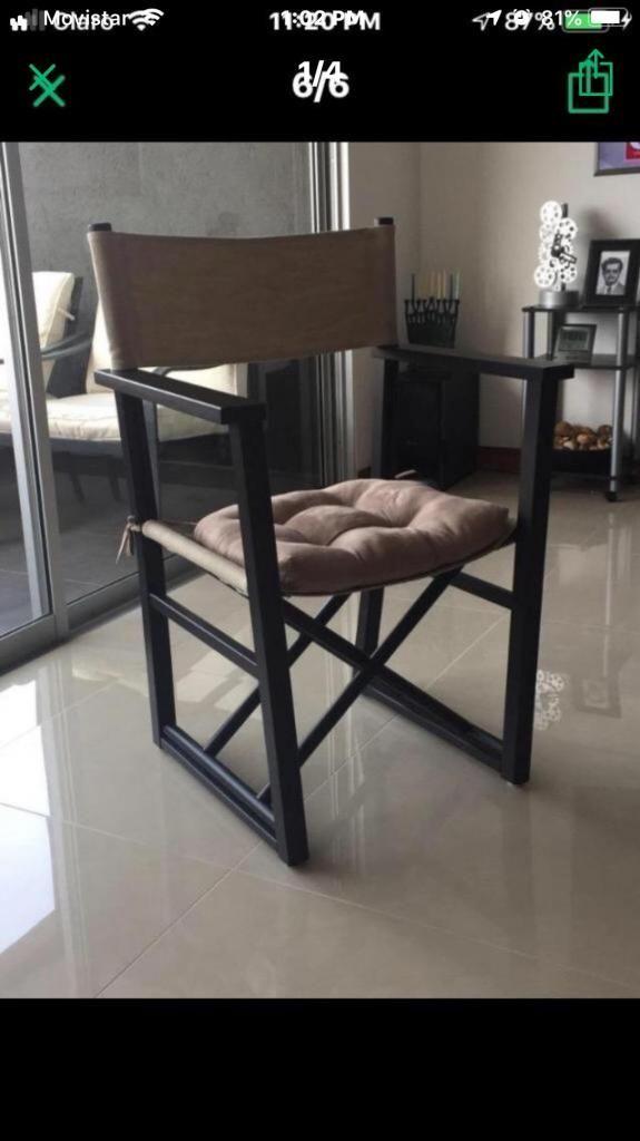 Ver Sillas De Ikea.Silla De Director Ikea Envigado
