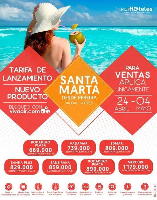 Plan Cartagena.con Todo Incluido.