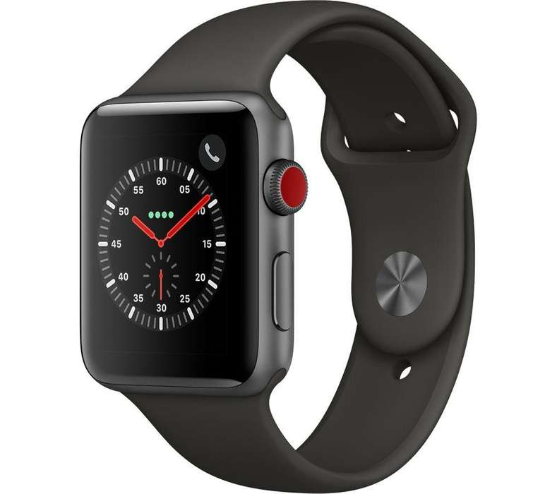 APPLE WATCH 42mm SERIES 3 GPS CELULAR Perfecto Estado