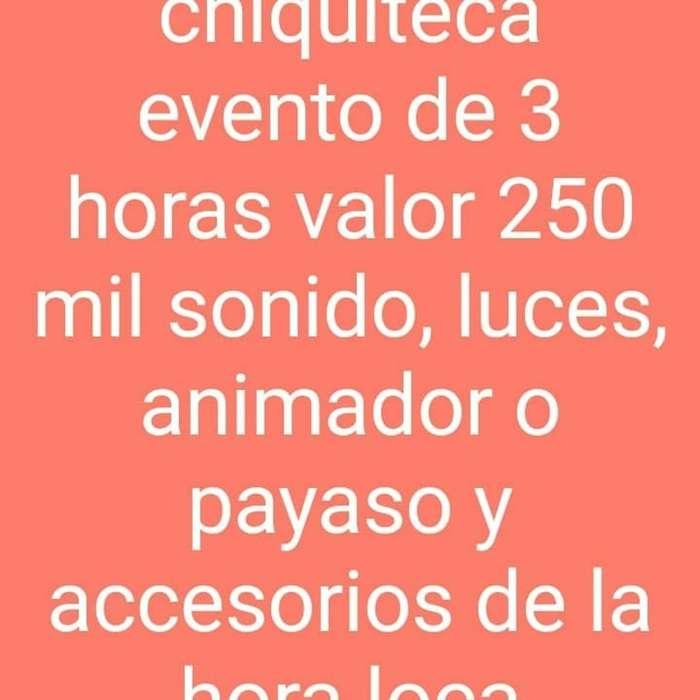 Chiquiteca Y Hora Loca