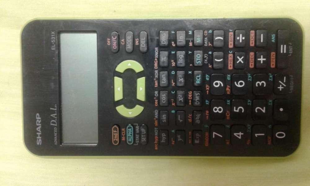 Calculadora Científica <strong>sharp</strong>