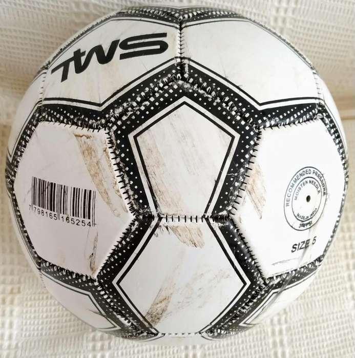 Pelota de futbol TWS Nº5 usada
