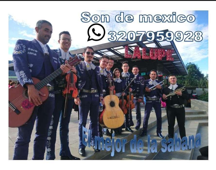 Mariachis en zipaquira chia cajica y Sabana norte Son De Mexico 3207959928