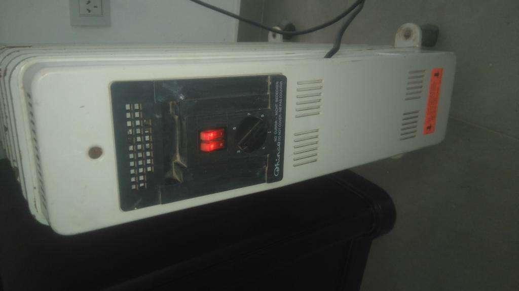 Radiador electrico Made in Italy