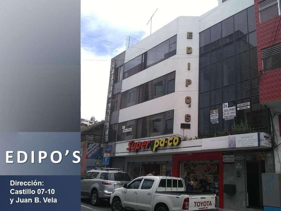 Edificio comercial centro de Ambato