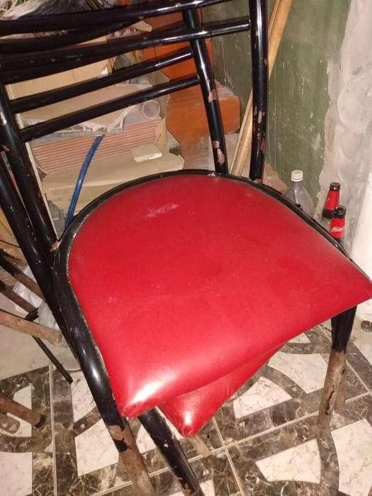 Mesa 4 <strong>silla</strong> Y Lavarropas