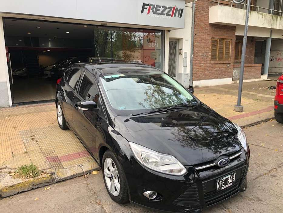 Ford Focus 2013 - 100000 km