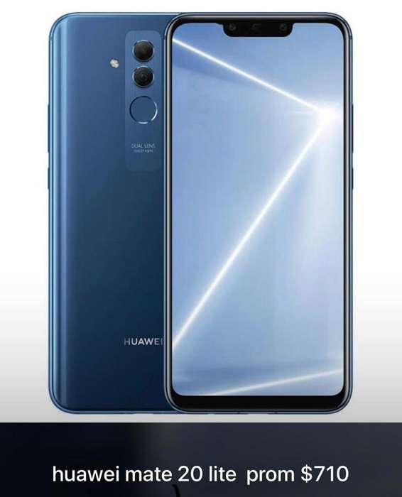 Se Vende Celular Huawei Mate 20 Lite
