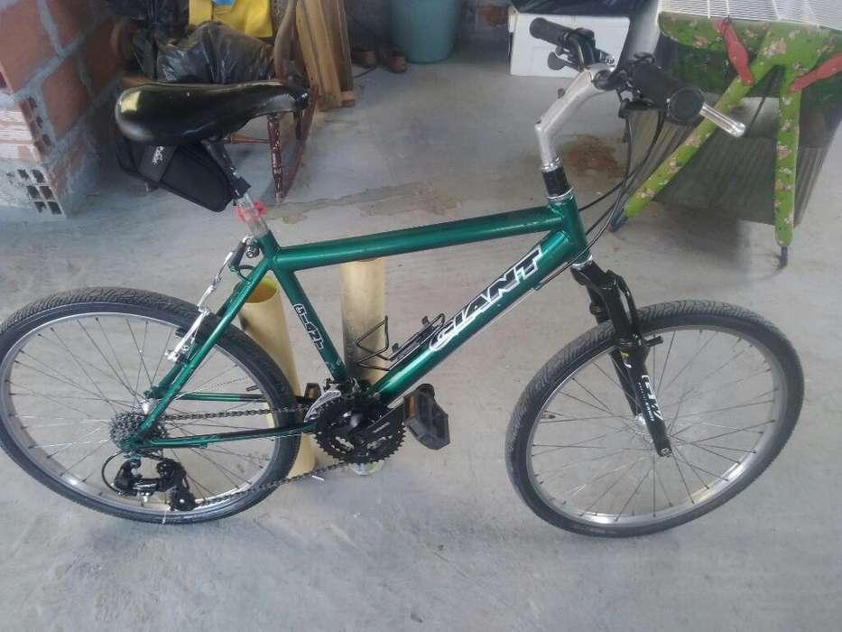 Bicicleta Todoterreno Negociable