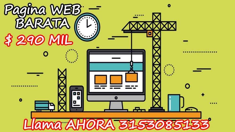 ███ PÁGINAS WEB ███ DISEÑO WEB , TIENDAS VIRTUALES, IMPULSA TU NEGOCIO