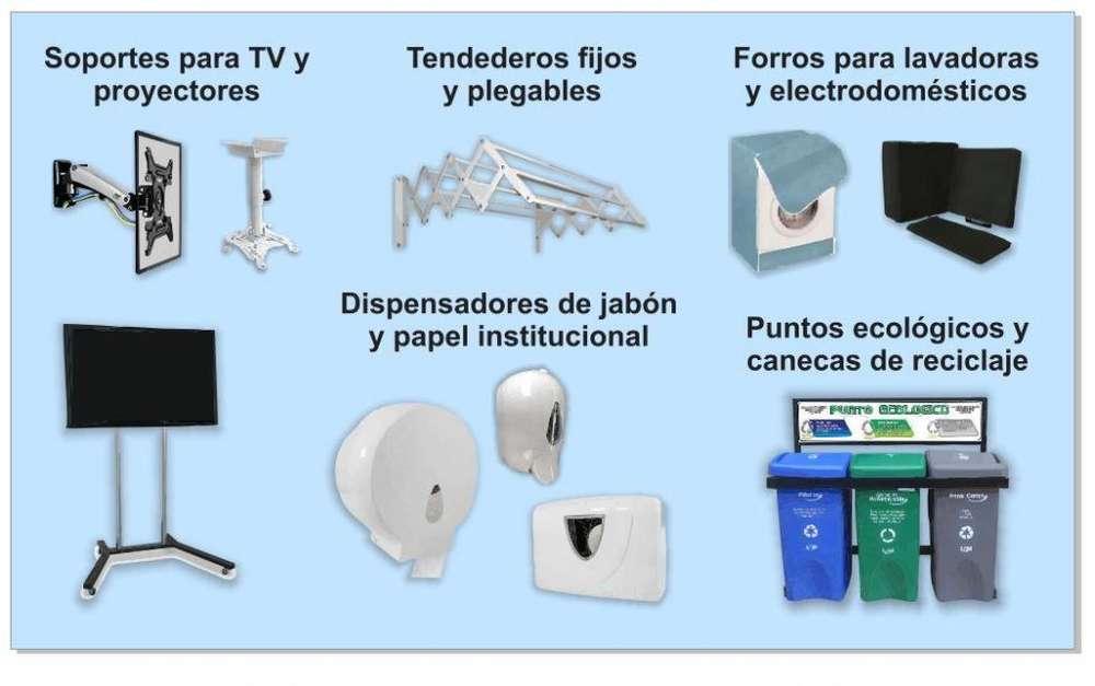 Super precios en todos nuestros productos Cel 315 242 8093, base, soporte, tendedero, dispensador, punto ecológico