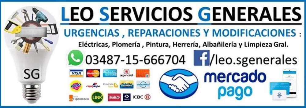 Servicio de Urgencias Domesticas