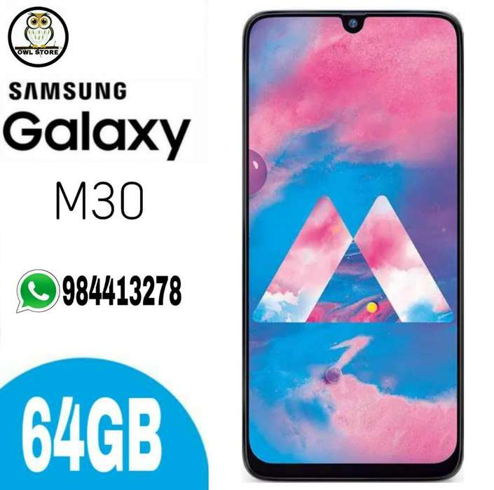 Samsung Galaxy M30 64gb a Pedido