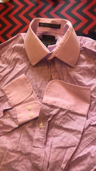 Camisa Traje Importada Talle 14.5