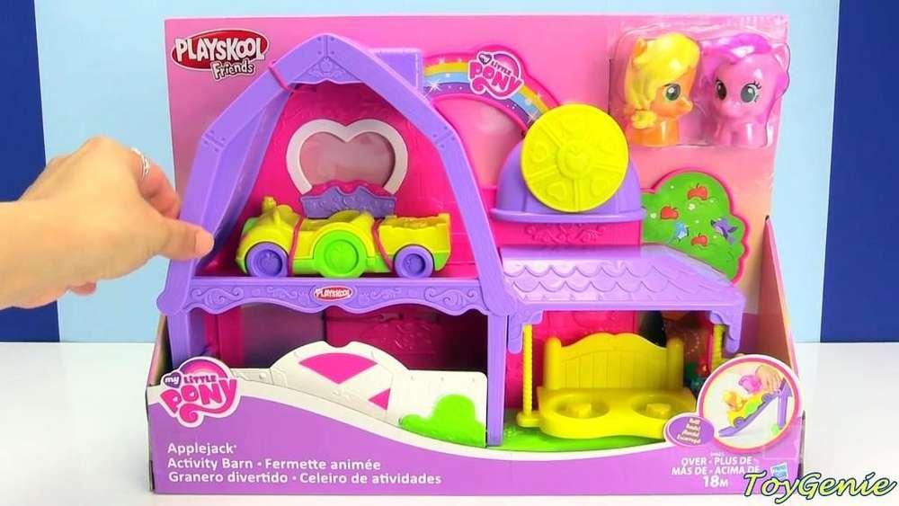 Granero Pony de Hasbro