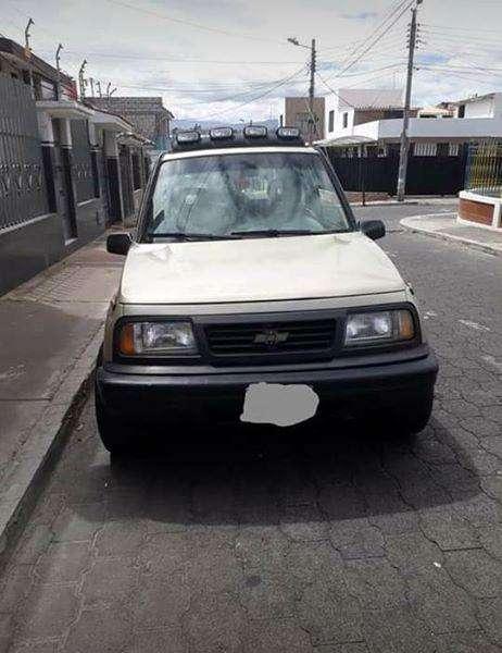 Chevrolet Vitara 2007 - 163000 km
