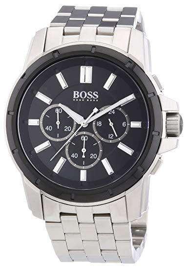 Reloj Hugo Boss 1512928 Deportivo 100% Genuinos