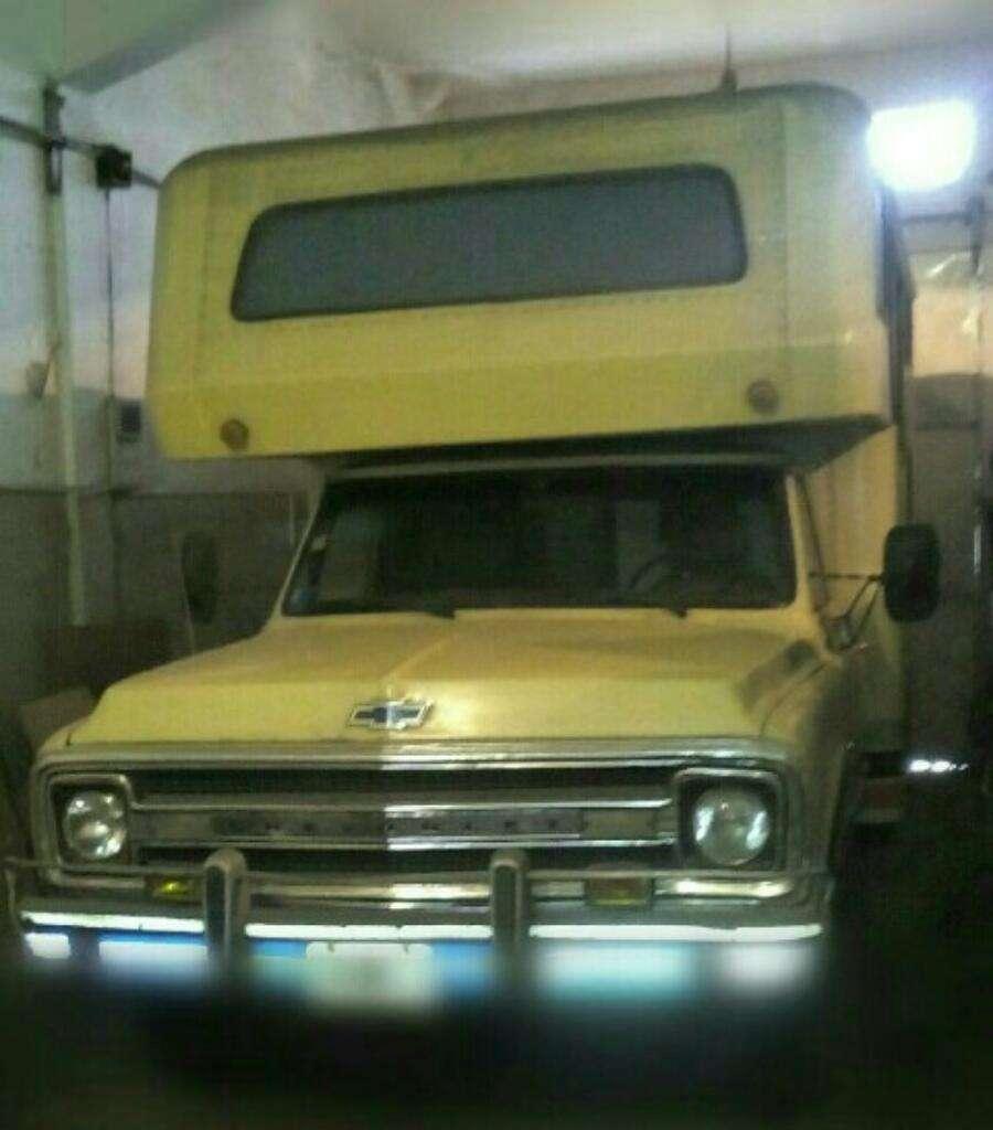 Chevrolet Casa Rodante