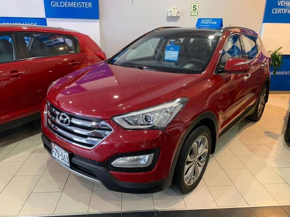 Hyundai Santa Fe 2013 - 66000 km