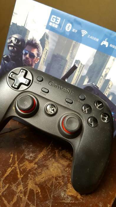 Mando a <strong>bluetooth</strong> [android, Pc Y Ps3]