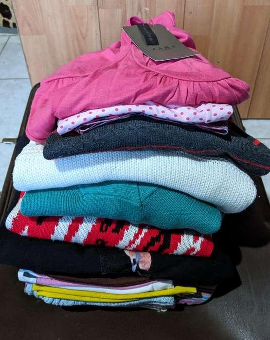Lote de ropa nueva y usada ideal feriantes