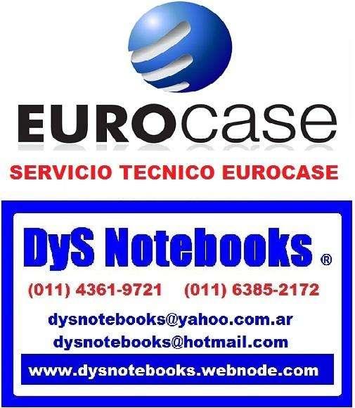 EUROCASE SERVICIO TECNICO NOTEBOOK NETBOOK LAPTOP