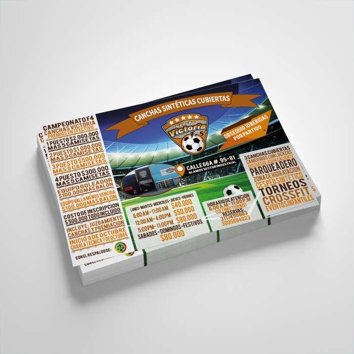 Tarjetas de presentación Bucaramanga Volantes Publicitarios Bucaramanga