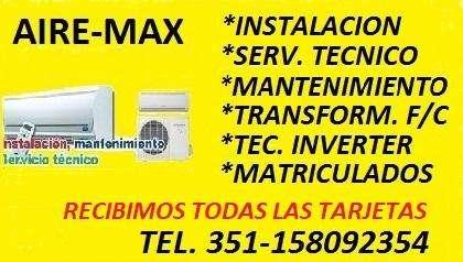 AIRE-MAX - SERVICE INTEGRAL DEL AIRE ACONDICIONADO