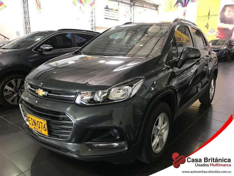 Chevrolet Tracker 2018 - 27153 km