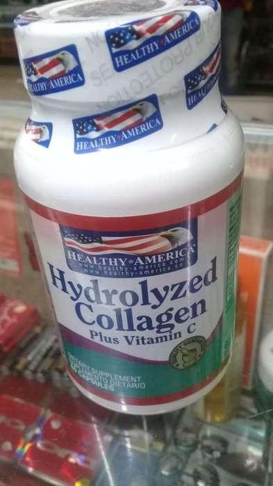 colageno hidrolizado original healthy america