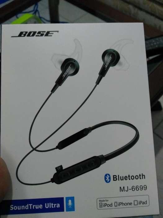 Audífonos Bluetooth Diadema
