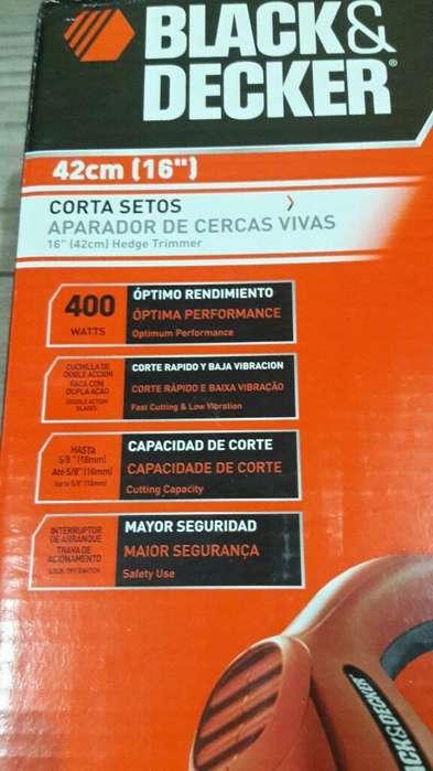 Corta Cerco Black Decker