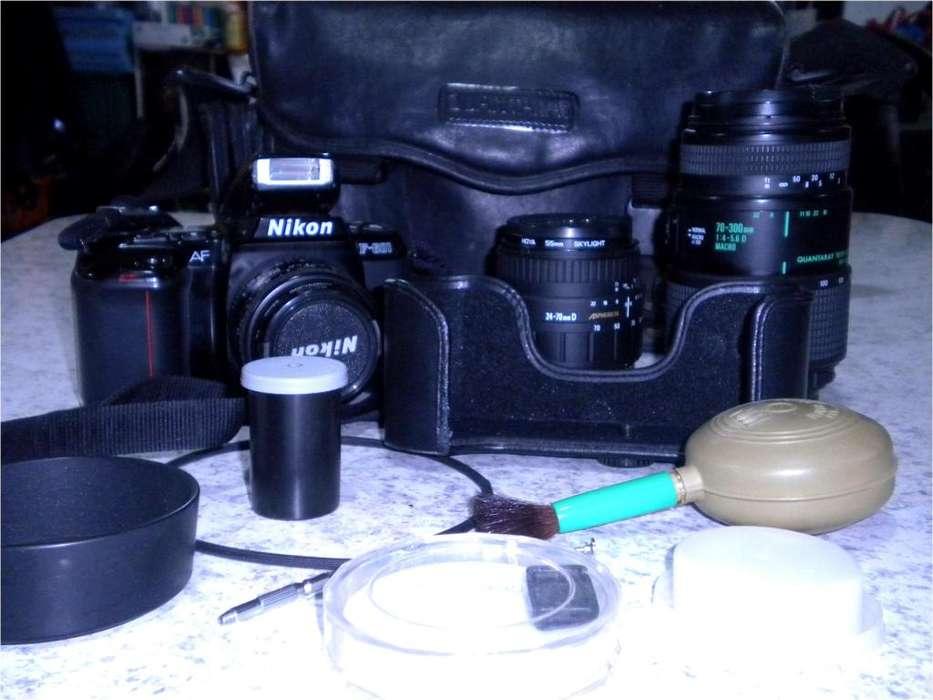 Camara Nikon Lentes Y Accesorios