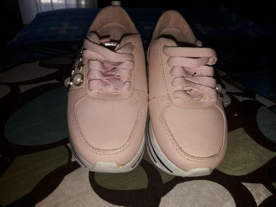 Zapato Niña Talla 28
