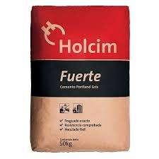 Bolsa de Cemento Holcim (Minetti). Precio Especial 399!!!