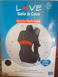 Vendo Mochila Porta Bebe