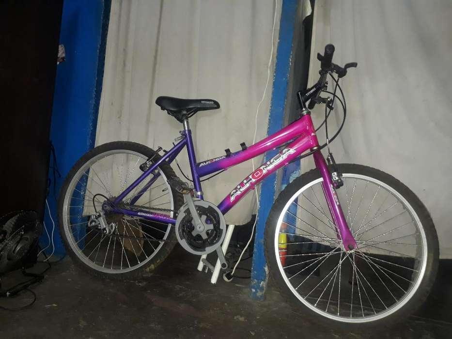 Bicicleta para Niña Y Dama.