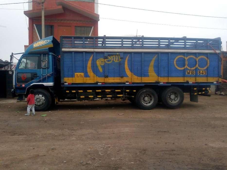 Nissan Condor 260.con Bolsa La Loca